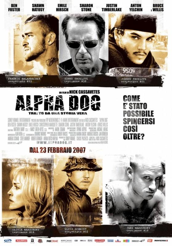 в фильме alpha dog что играло в конце: