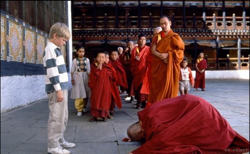Маленький Будда