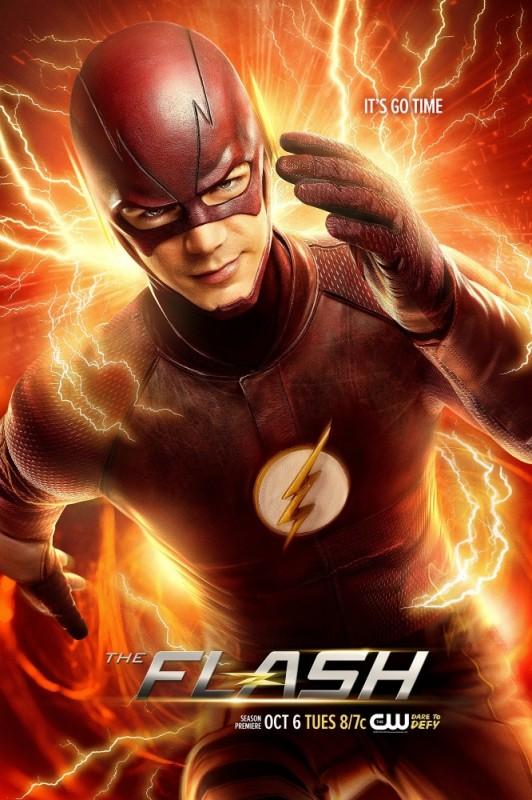 Флэш (2 сезон полностью) / the flash (2015) скачать торрент.