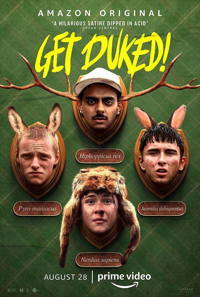 Вздрюченные / Парни в лесу! смотреть онлайн фильм бесплатно в хорошем HD  720p качестве